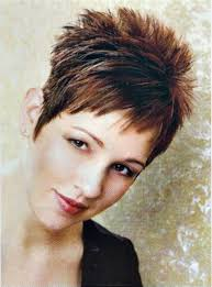 spiky haircuts for older women short spikey hairstyles for women stock photos hd easy women