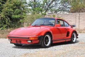 1987 porsche 911 slant nose 1987 porsche 930 european collectibles