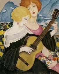 a painter air de capri 1923 gerda wegener danish 1889 1940 oil on
