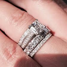 wedding bands boston mouradian jeweler in boston 2 carat asscher engagement pave ring