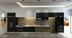 Wonderful Modern Kitchen Kabinet Marble Countertop Idea Also In - Simple modern kitchen
