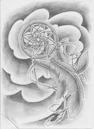 dreamcatcher tattoo design by keepermilio on deviantart