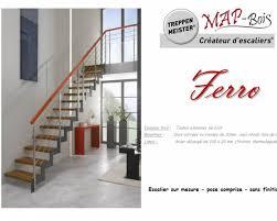 limon d escalier en bois escalier ferro map bois