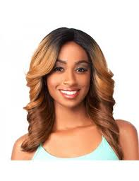 front flip hair the wig brazilian human hair blend lace front wig lh flip elevate