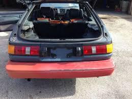 1986 toyota corolla gts hatchback for sale toyota corolla hatchback 1986 blue for sale jt2ae88c8g0207175