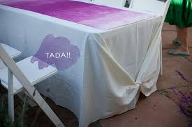 Cheap Table Cloths by Tablecloth Knot 106 A Practical Wedding A Practical Wedding We