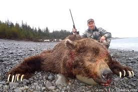 grizzly claws alaska brown 2013 aaa outdoors a atkinson