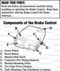 tekonsha primus iq brake controller wiring diagram gooddy org with