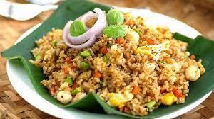 cara membuat nasi goreng untuk satu porsi cara membuat nasi goreng istimewa satu jam
