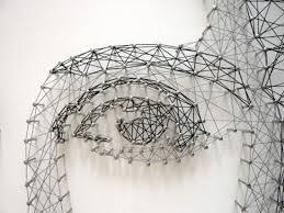 106 best nail string art images on pinterest string art thread