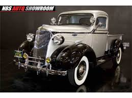 Classic Chevrolet Trucks By Year - 1937 chevrolet pickup for sale on classiccars com 3 available