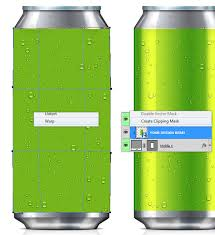 how to make a soda can photoshop mockup tutorial psd tutorials