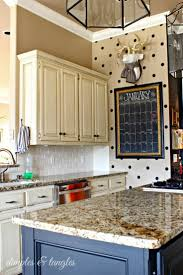 Cutting Kitchen Cabinets 100 Best Painted Kitchen Cabinets Images On Pinterest Painted