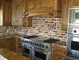 kitchen brick backsplash 29 best brick back splash ideas images on
