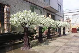 high quality artificial tree without leaves in hotel wedding
