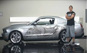 mustang design mustang fanatic wins the 10 unleashed gets to match