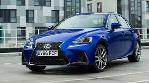 lexus is f sport 2017 lexus is300h 2017 review by car magazine