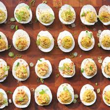 deviled egg serving dish 3 recipes you can make 4 per serving pbs newshour