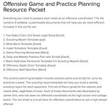 Football Depth Chart Template Excel 292 Best Football Images On Coaching Football Drills