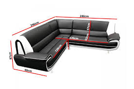 canapé reversible canapé d angle reversible design