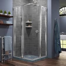 23 Inch Shower Door Shower Stalls Enclosures You Ll Wayfair