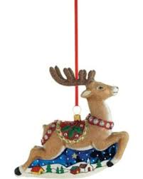 cyber monday savings on reed barton classic reindeer