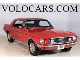 ford gt mustang 1968 ford mustang gt for sale on classiccars com 16 available
