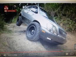 lexus tires rx300 off road rx300 99 03 lexus rx300 lexus owners club usa
