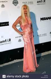 versace designer dpa fashion designer donatella versace poses on arrival at