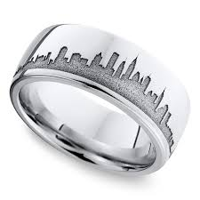 new york wedding bands new unique men s wedding rings