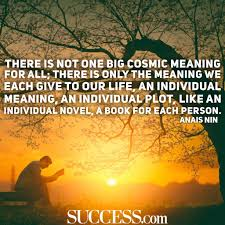 the meaning of in 15 wise quotes success