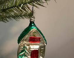 cottage ornament etsy