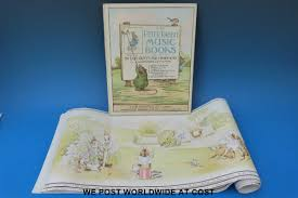 beatrix potter peter rabbit and friends three section nursery