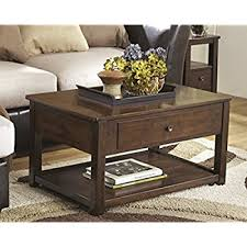 ashley lift top coffee table amazon com marion lift top cocktail table kitchen dining