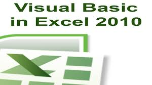 tutorial excel basic excel 2010 vba tutorial 1 creating a macro with visual basic for