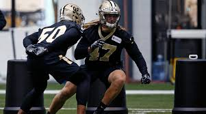 new orleans saints free agency draft offseason grades si