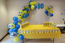 minion baby shower decorations modern arch decoration modern balloon arch arch decor