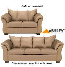 Leather Sofa Cushions Best Sofa Cushion Replacement Suzannawinter Com