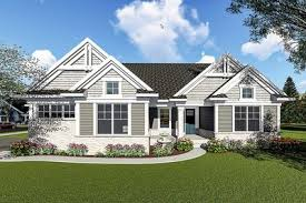 craftsman ranch house plans two bedroom craftsman ranch house plan 890052ah architectural