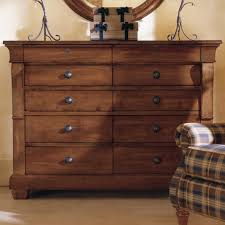 tuscano drawer dresser solid wood top by kincaid furniture