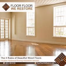 floor floor we restore water damage floor restauration tips