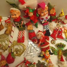 vintage christmas ornaments best vintage wooden christmas ornaments products on wanelo