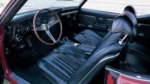 1969 Chevelle Interior Chevrolet Musclecars Book Review Deansgarage Com