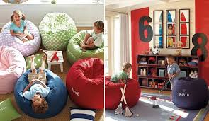 stupendous bean bags for kids stylish eve