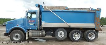 kw t800 for sale 2008 kenworth t800 dump truck item da6374 sold june 22