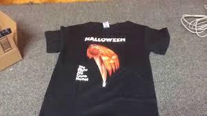 tshirt halloween unboxing halloween
