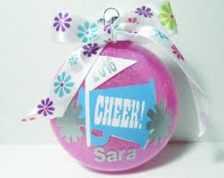 cheerleading gifts etsy