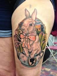 bunny tattoo tattoos mob