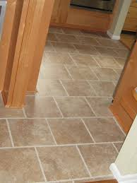 kitchen floor tile installation how to install a tile floor in a