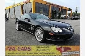 mercedes service richmond used mercedes sl class for sale in richmond va edmunds
